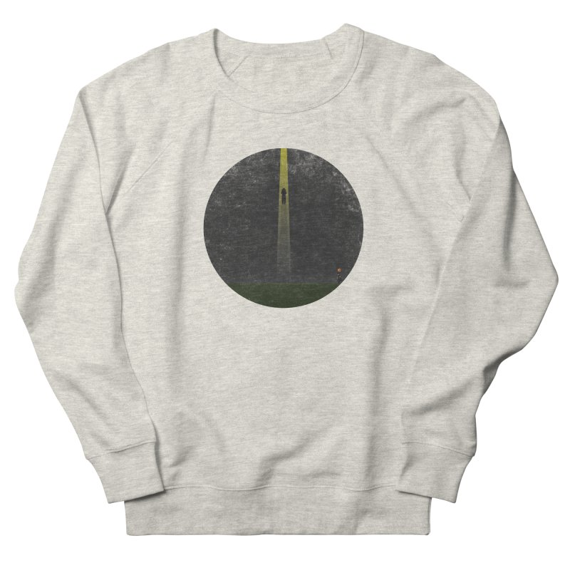 Seeing is Believing Women's French Terry Sweatshirt by adamrosson's Artist Shop