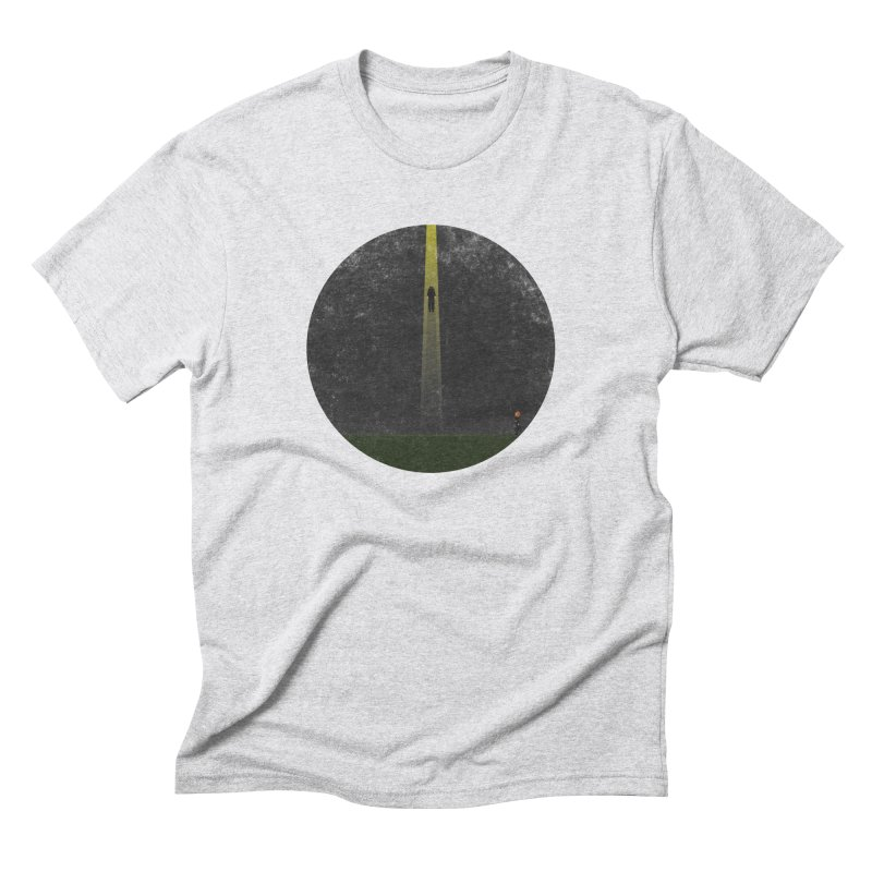 Seeing is Believing Men's Triblend T-shirt by adamrosson's Artist Shop