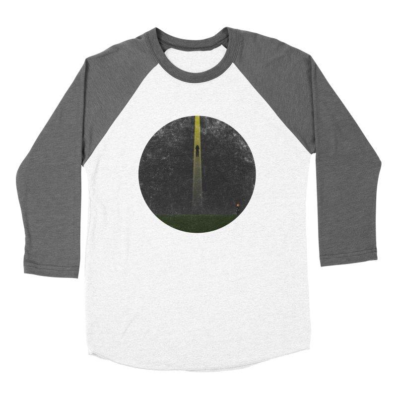 Seeing is Believing Men's Baseball Triblend T-Shirt by adamrosson's Artist Shop