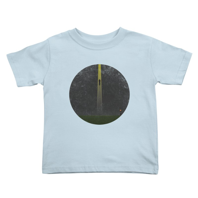 Seeing is Believing Kids Toddler T-Shirt by adamrosson's Artist Shop