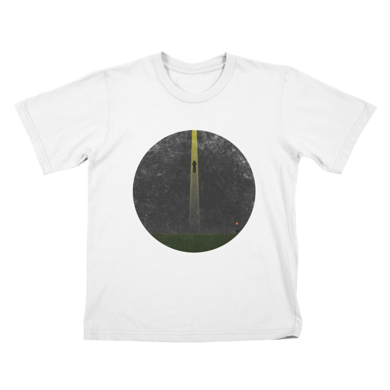 Seeing is Believing Kids T-shirt by adamrosson's Artist Shop