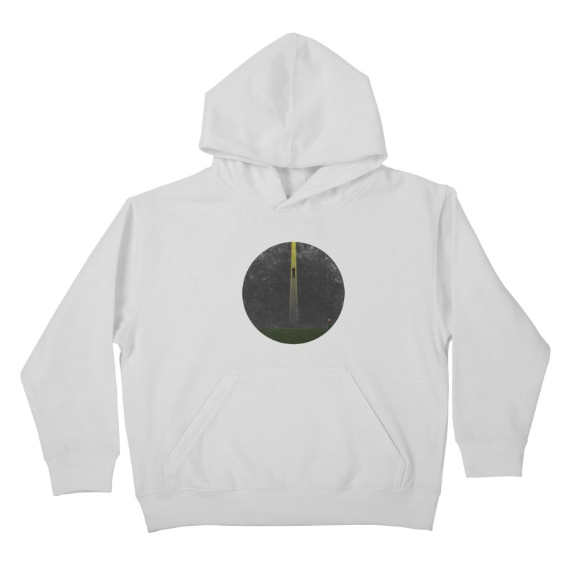 Seeing is Believing Kids Pullover Hoody by adamrosson's Artist Shop