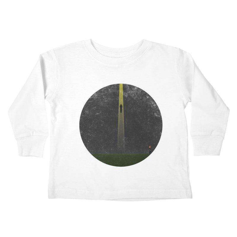 Seeing is Believing Kids Toddler Longsleeve T-Shirt by adamrosson's Artist Shop