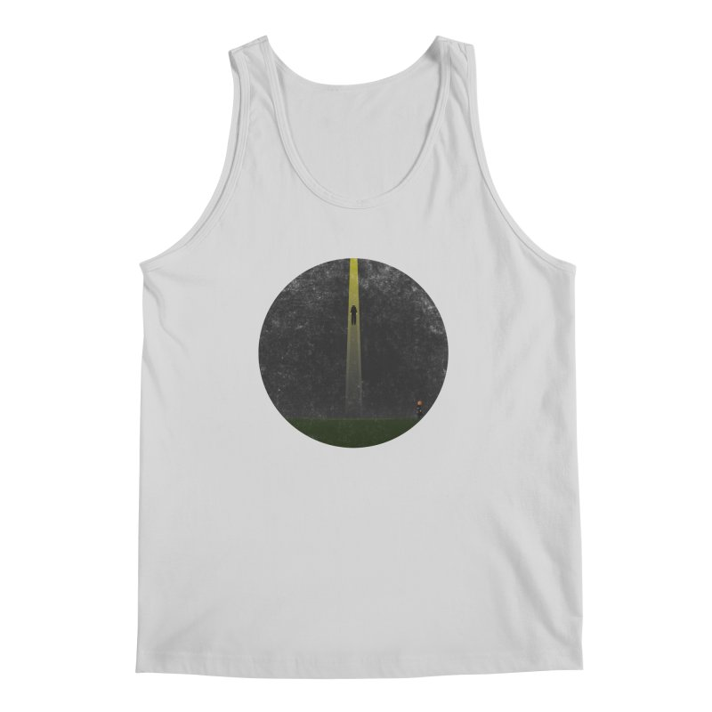 Seeing is Believing Men's Tank by adamrosson's Artist Shop