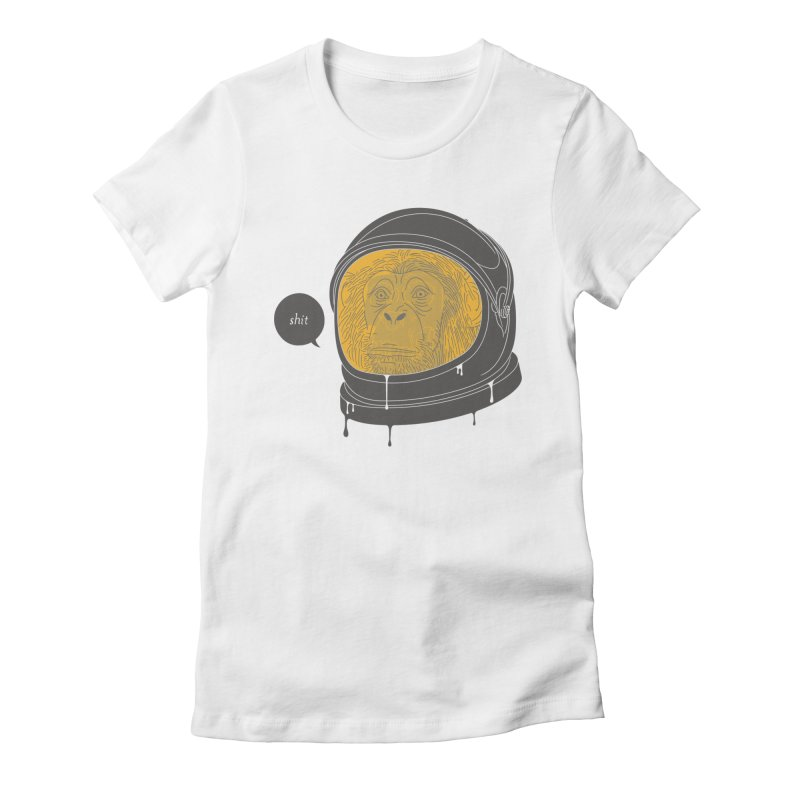Apeshit Women's T-Shirt by Adam White's Shop
