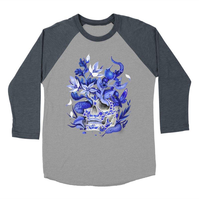 Beauty Immortal Men's Baseball Triblend T-Shirt by Adam White's Shop