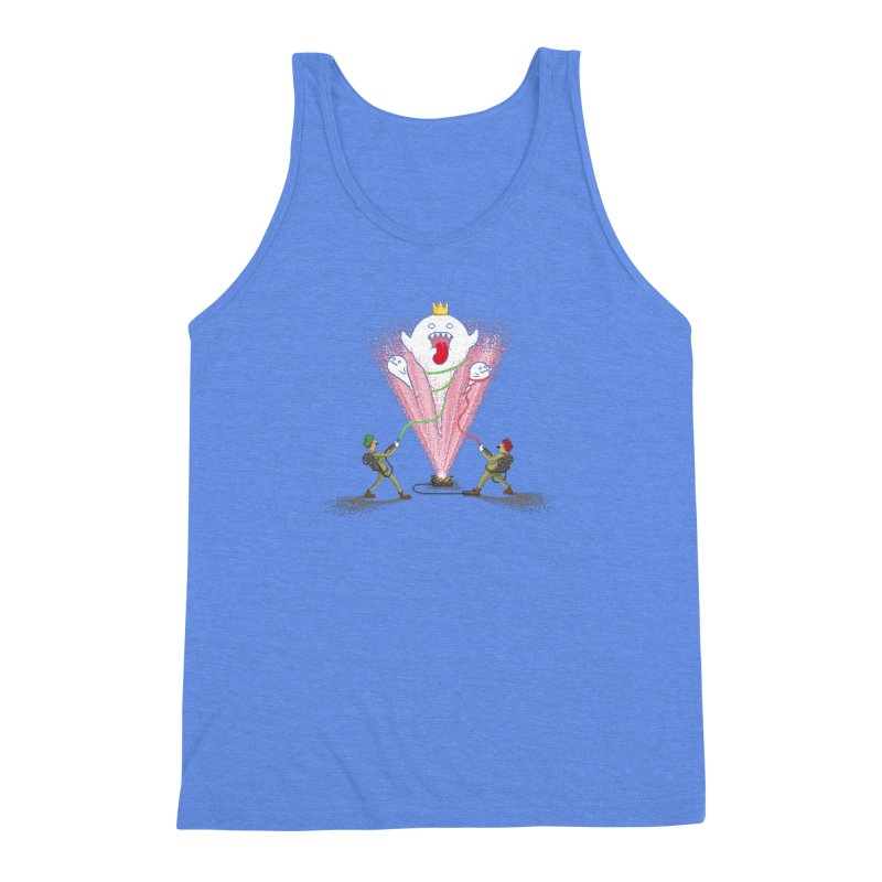 Boo Busters Men's Triblend Tank by Adam White's Shop