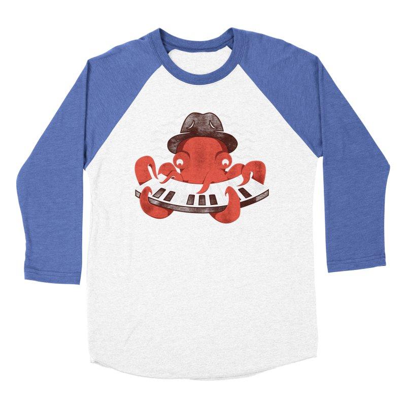 Deep Sea Blues Men's Longsleeve T-Shirt by Adam White's Shop