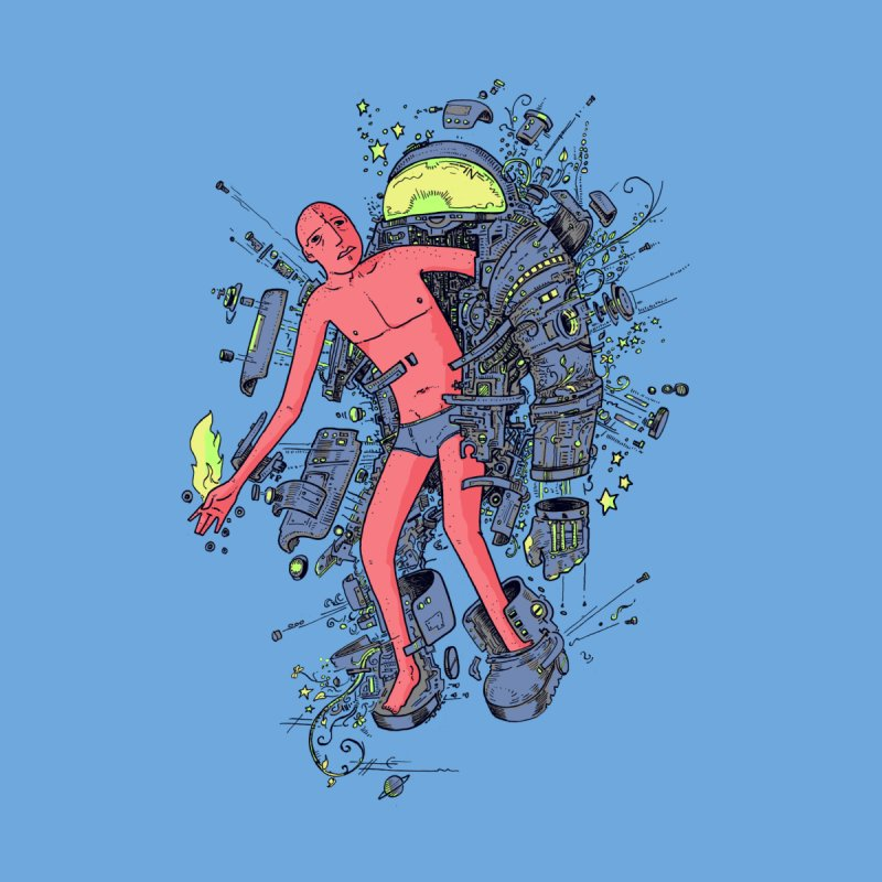 Disconnect Men's T-Shirt by Adam White's Shop