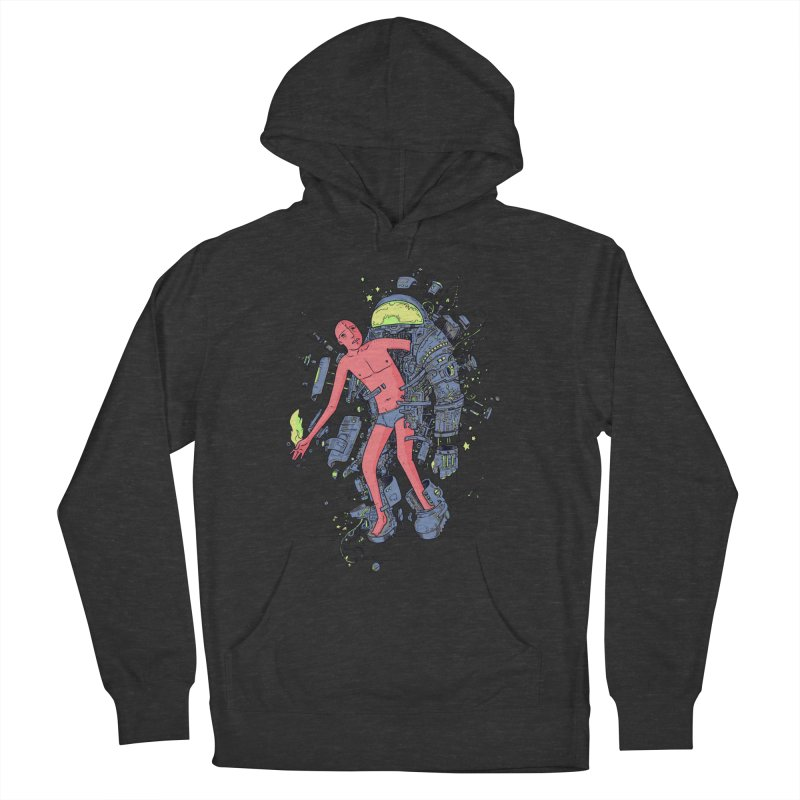 Disconnect Men's Pullover Hoody by Adam White's Shop