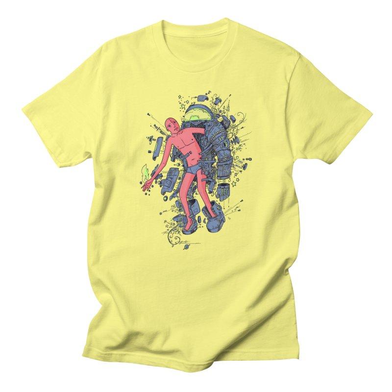 Disconnect Men's T-Shirt by Adam White's Shop