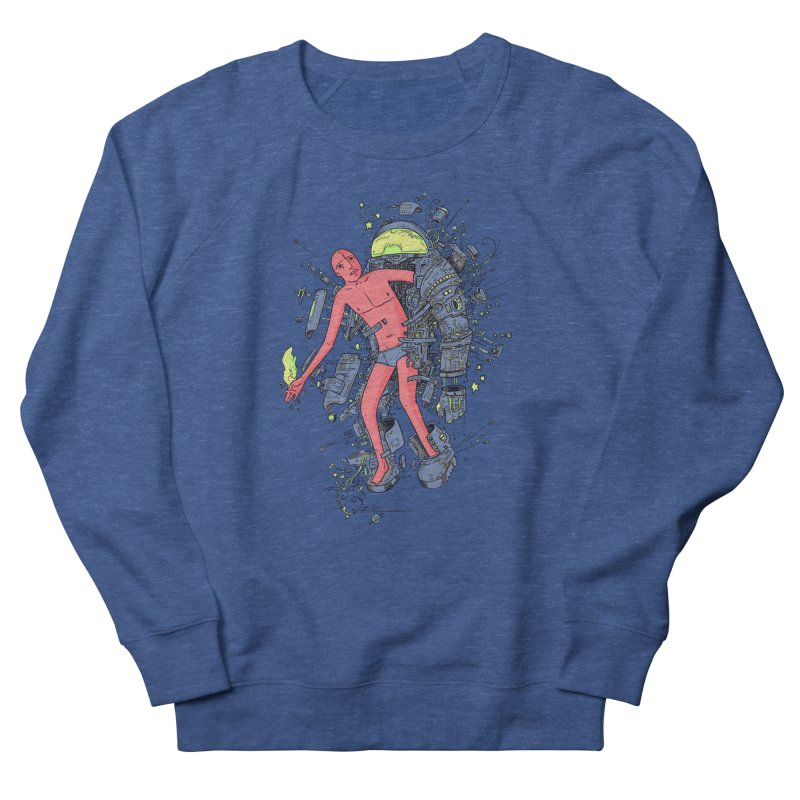 Disconnect Men's Sweatshirt by Adam White's Shop