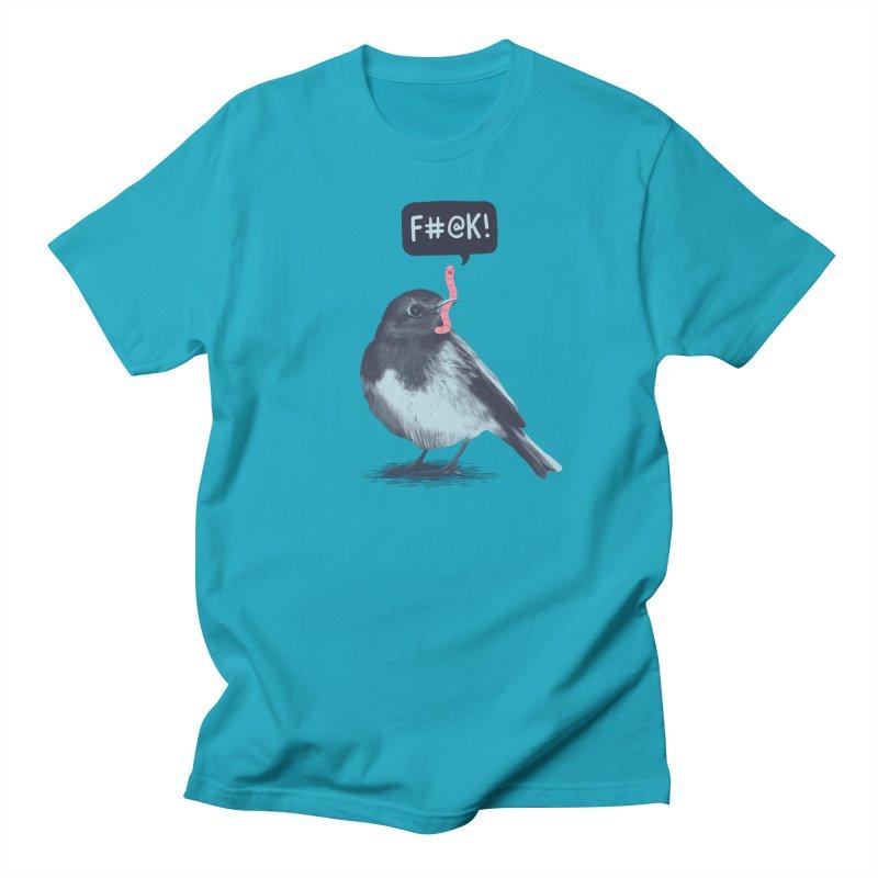 Early Bird Men's Regular T-Shirt by Adam White's Shop