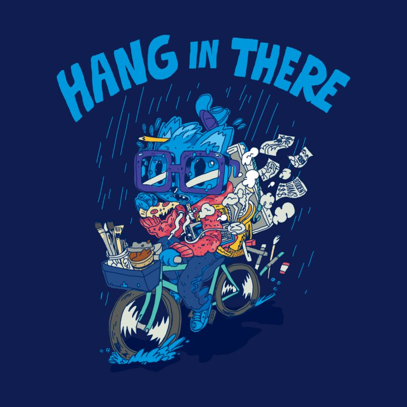 Hang in There Women's Sweatshirt by Adam White's Shop