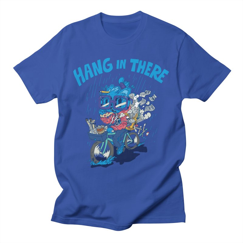 Hang in There Men's T-Shirt by Adam White's Shop