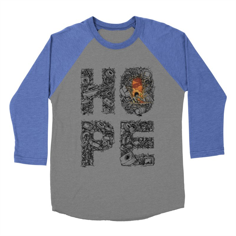 Hope Women's Longsleeve T-Shirt by Adam White's Shop