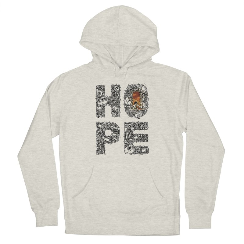 Hope Women's Pullover Hoody by Adam White's Shop