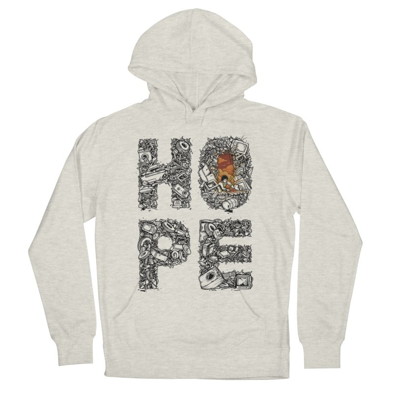 Hope Women's French Terry Pullover Hoody by Adam White's Shop