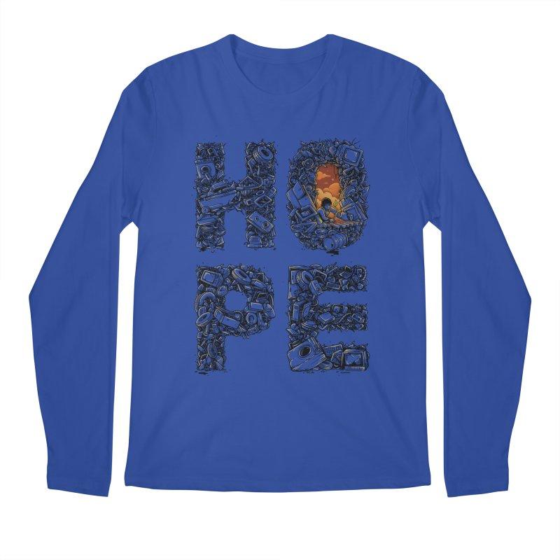 Hope Men's Longsleeve T-Shirt by Adam White's Shop