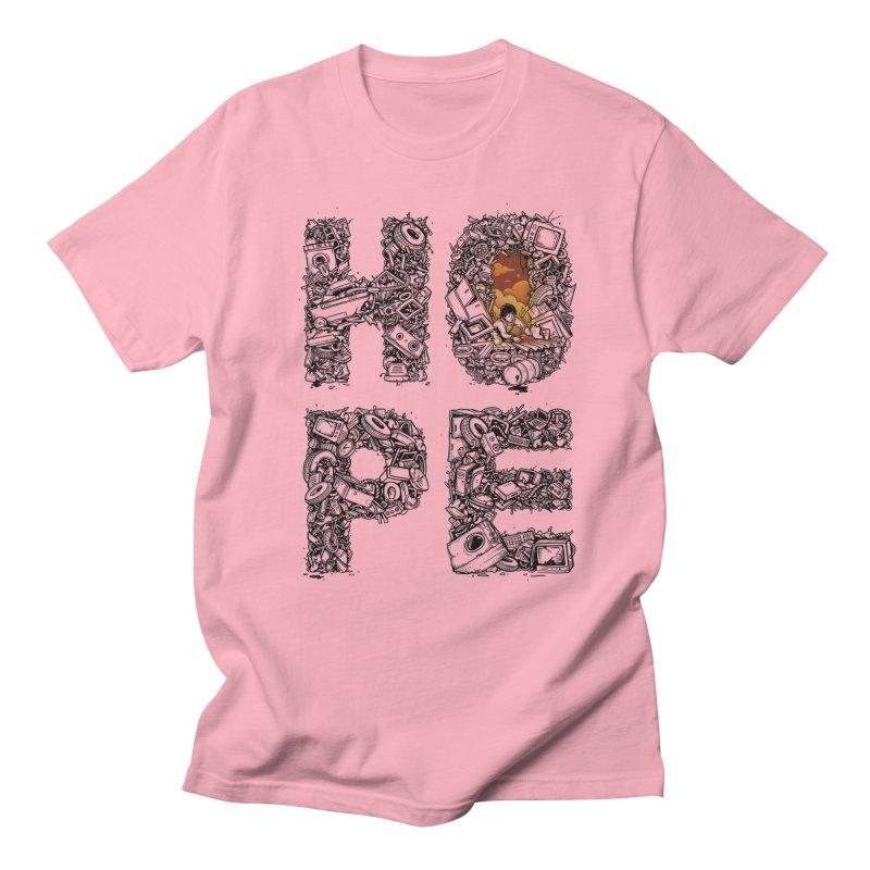 Hope Men's T-Shirt by Adam White's Shop