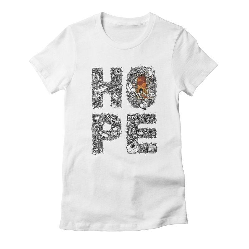 Hope Women's T-Shirt by Adam White's Shop