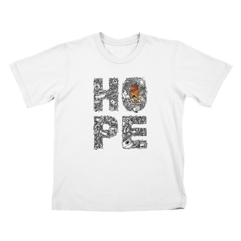 Hope Kids T-Shirt by Adam White's Shop