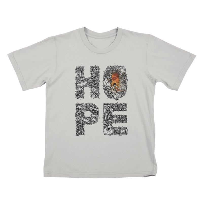 Hope Kids T-Shirt by Adam White's Shop