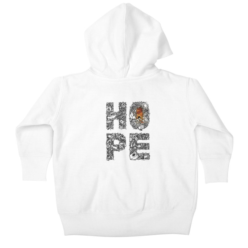 Hope Kids Baby Zip-Up Hoody by Adam White's Shop
