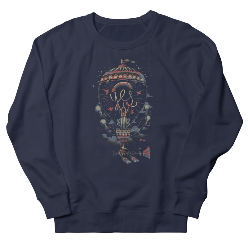 Idea Machine Women's Sweatshirt by Adam White's Shop
