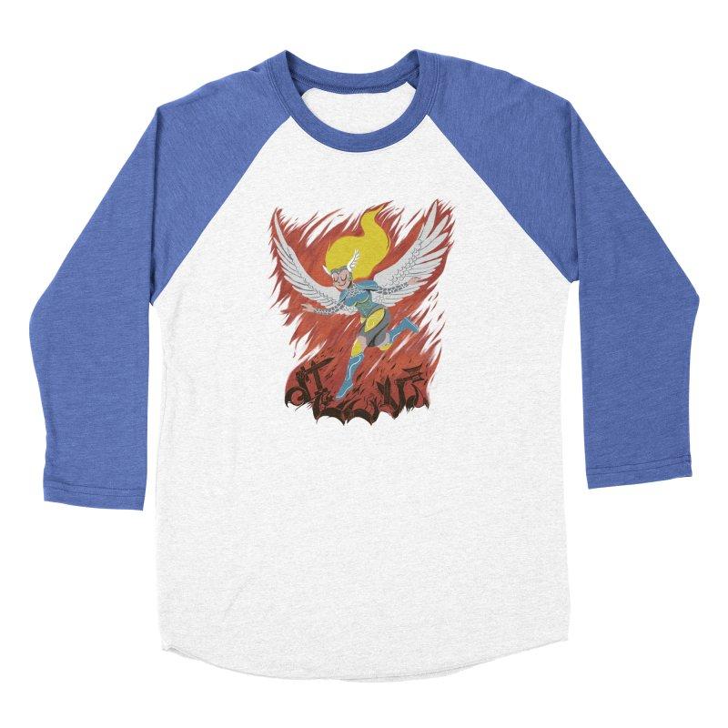 Peace During War Women's Baseball Triblend Longsleeve T-Shirt by Adam White's Shop