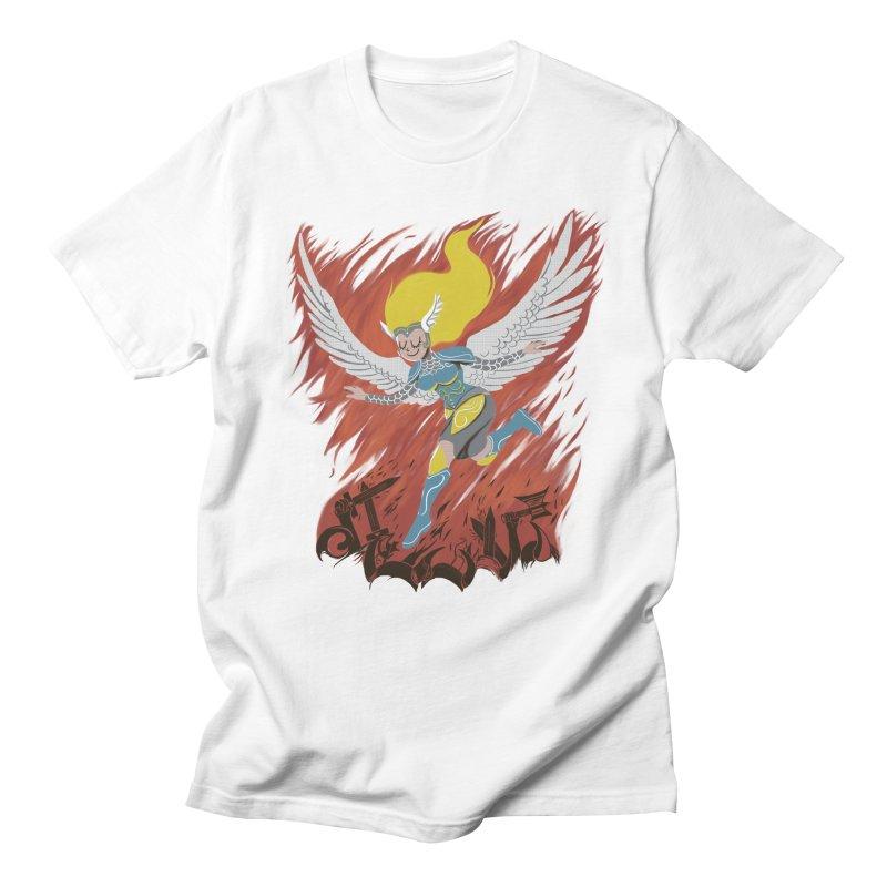 Peace During War Men's Regular T-Shirt by Adam White's Shop