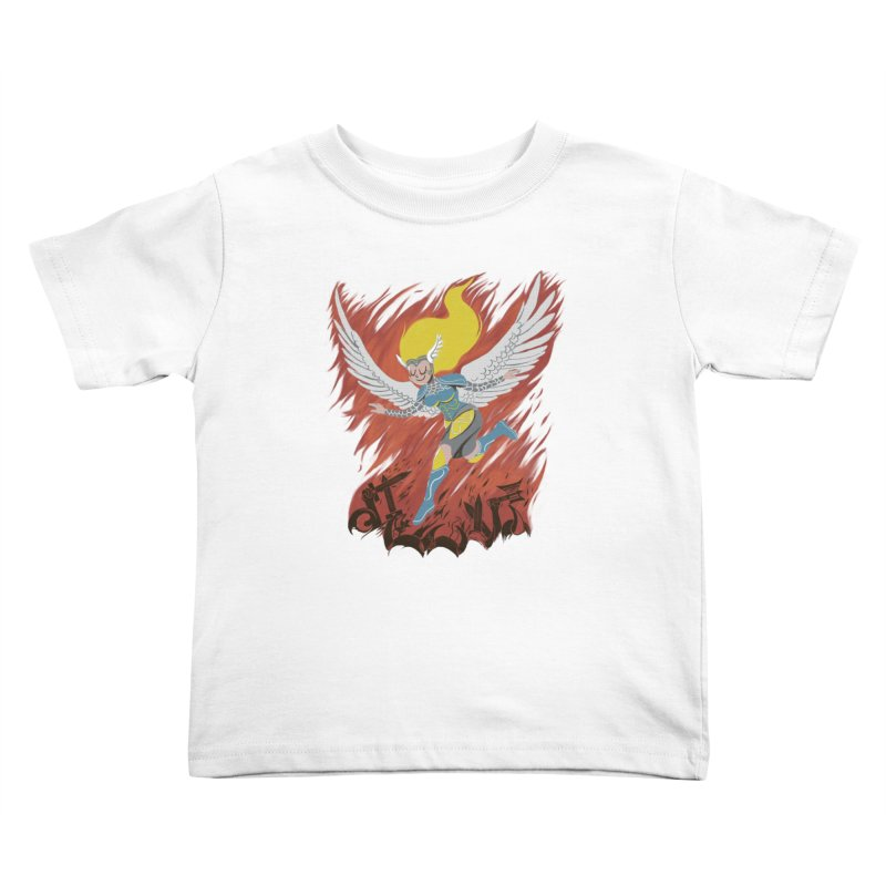 Peace During War Kids Toddler T-Shirt by Adam White's Shop