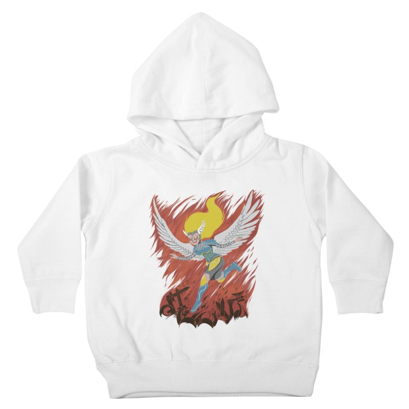 Peace During War Kids Toddler Pullover Hoody by Adam White's Shop