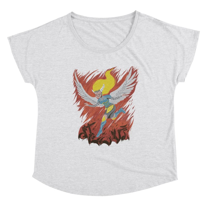 Peace During War Women's Scoop Neck by Adam White's Shop