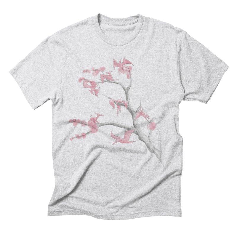 Ptiny Pterosaurs Men's T-Shirt by Adam White's Shop