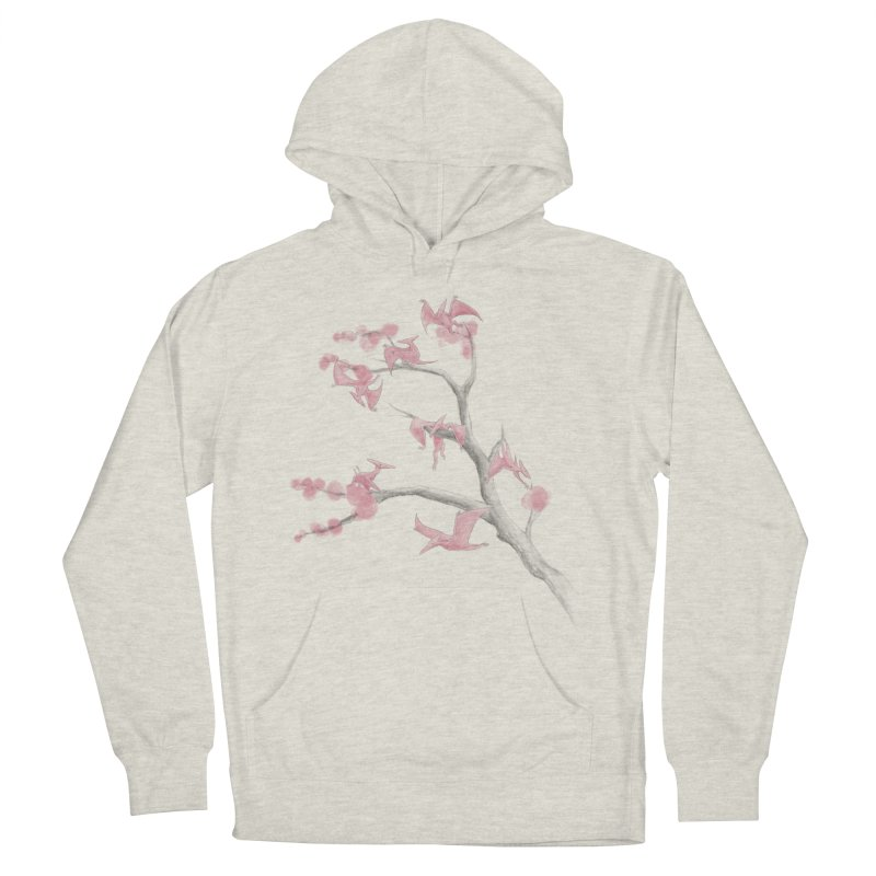 Ptiny Pterosaurs Men's Pullover Hoody by Adam White's Shop