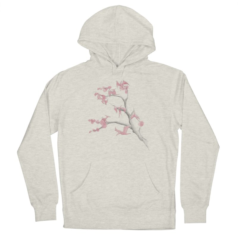 Ptiny Pterosaurs Women's Pullover Hoody by Adam White's Shop