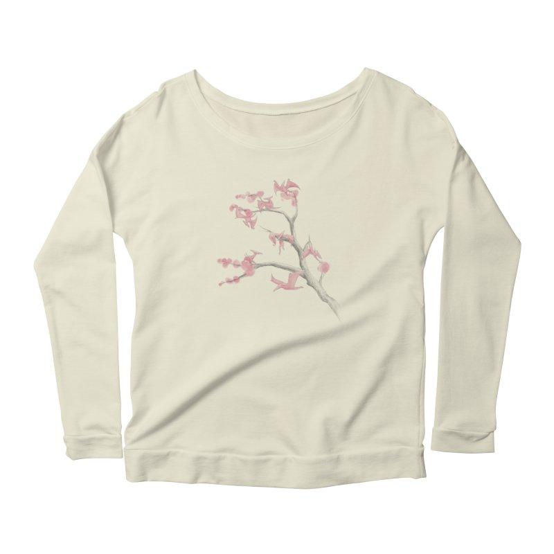 Ptiny Pterosaurs Women's Longsleeve T-Shirt by Adam White's Shop