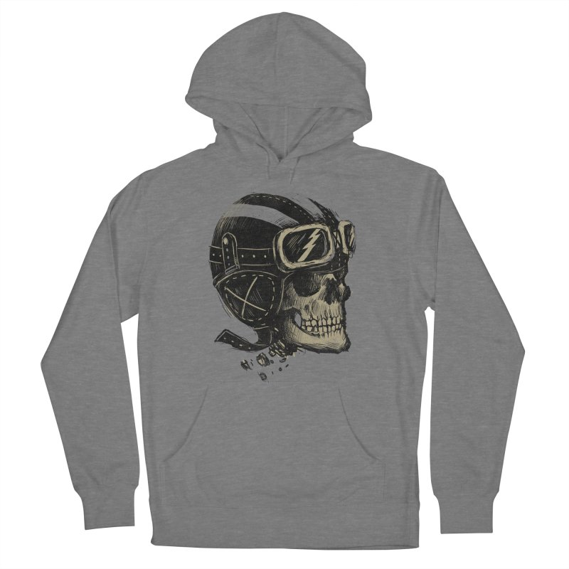 Ride or Die Men's French Terry Pullover Hoody by Adam White's Shop