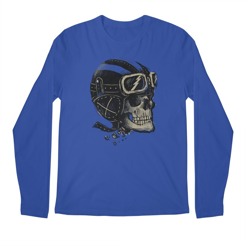 Ride or Die Men's Longsleeve T-Shirt by Adam White's Shop