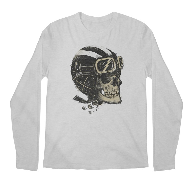Ride or Die Men's Regular Longsleeve T-Shirt by Adam White's Shop