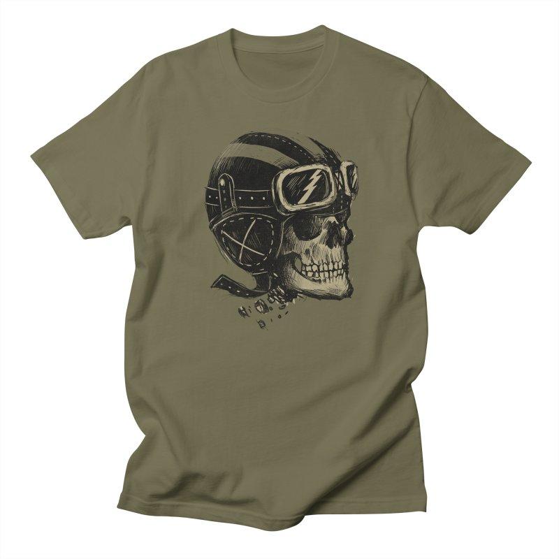 Ride or Die Men's Regular T-Shirt by Adam White's Shop