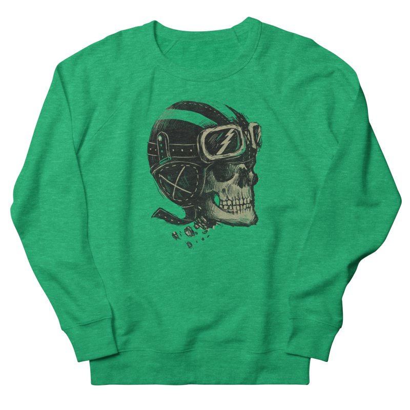 Ride or Die Women's French Terry Sweatshirt by Adam White's Shop