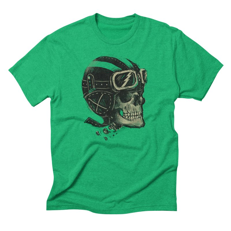 Ride or Die Men's Triblend T-Shirt by Adam White's Shop
