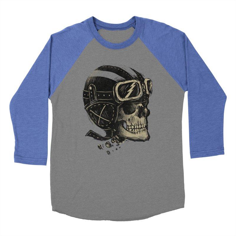 Ride or Die Men's Baseball Triblend Longsleeve T-Shirt by Adam White's Shop