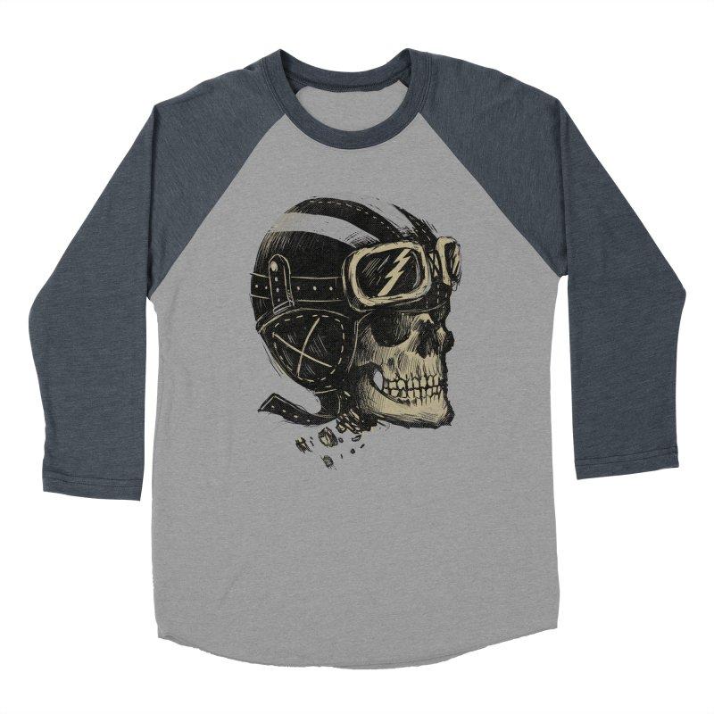 Ride or Die Men's Baseball Triblend T-Shirt by Adam White's Shop