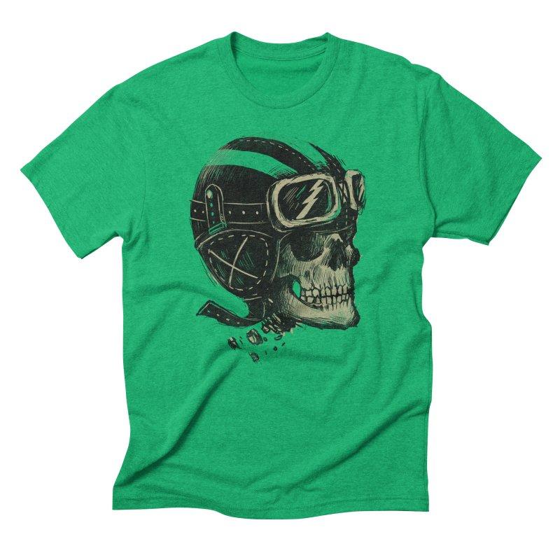 Ride or Die Men's Triblend T-shirt by Adam White's Shop