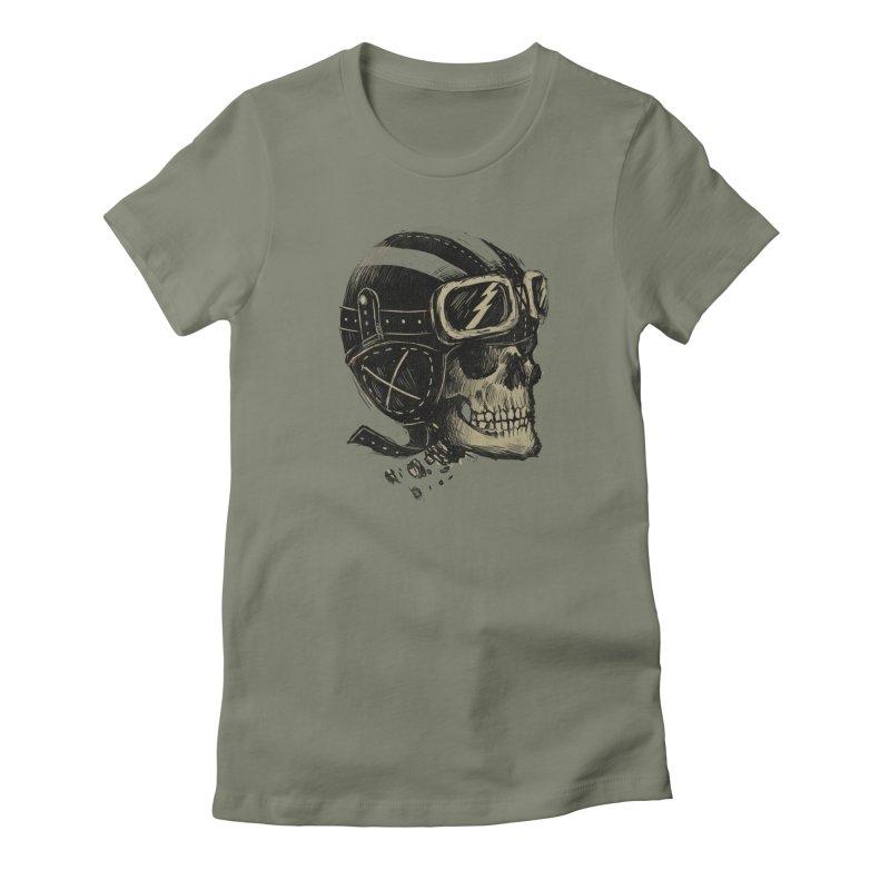 Ride or Die Women's T-Shirt by Adam White's Shop