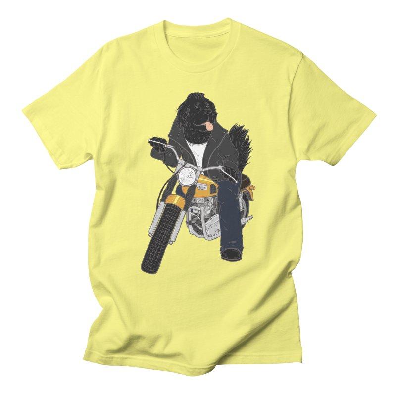 Ruff Rider Men's T-Shirt by Adam White's Shop