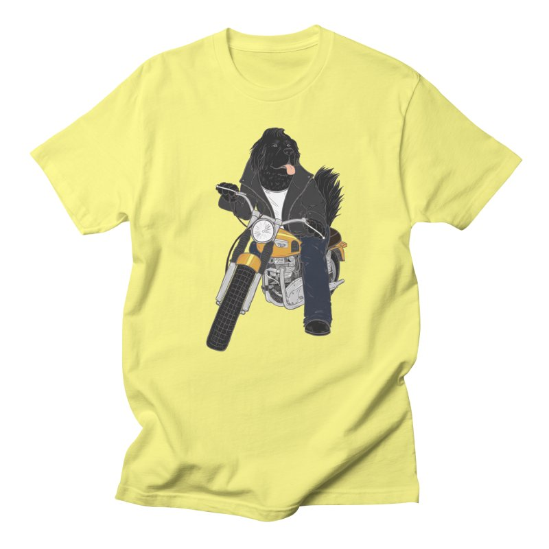 Ruff Rider Men's T-Shirt by Adam White's Shop